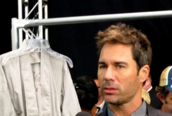 Eric McCormack weighs in, post-show