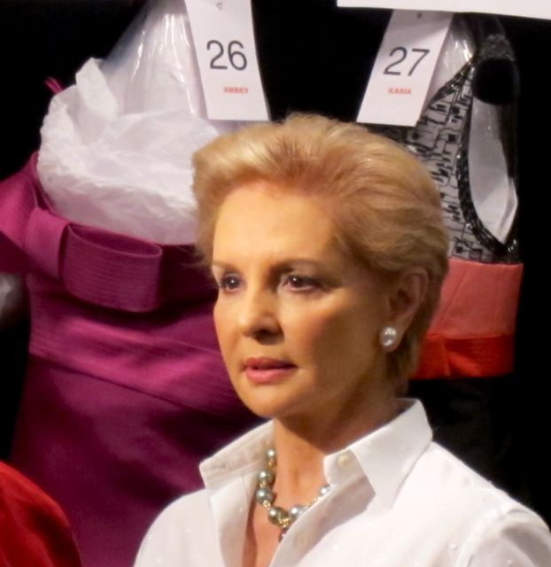 Carolina Herrera tells us about her collection