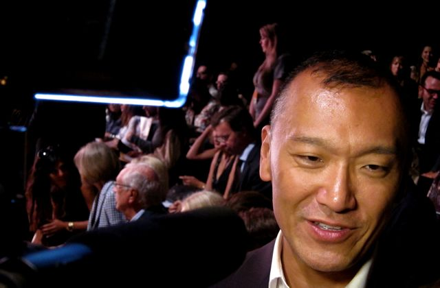 Joe Zee, pre-show