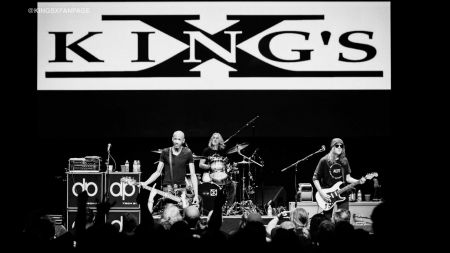 King's X, Dug Pinnick