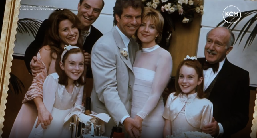 Parent Trap Cast Reunites for Movie's 22nd Anniversary