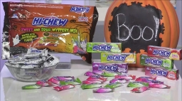 Hi-Chew, Halloween Candy, Soft Candy, Japanese Candy