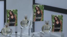 Halle Berry's fragrance Wild Essence