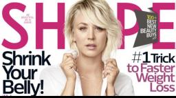 Shape Magazine Beauty Awards