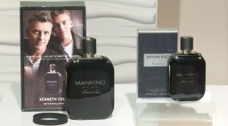 Kenneth Cole's Mankind Hero limited-edition fragrance