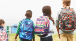 Lands' End backpack