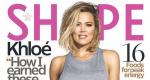 SHAPE Magazine, Khloe Kardashian