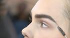 Defined eyebrow