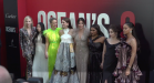 Rihanna, Sandra Bullock, Anne Hathaway, Ocean's 8