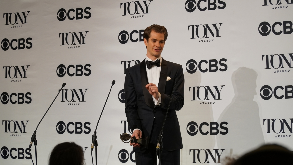 Tony Awards, Andrew Garfield