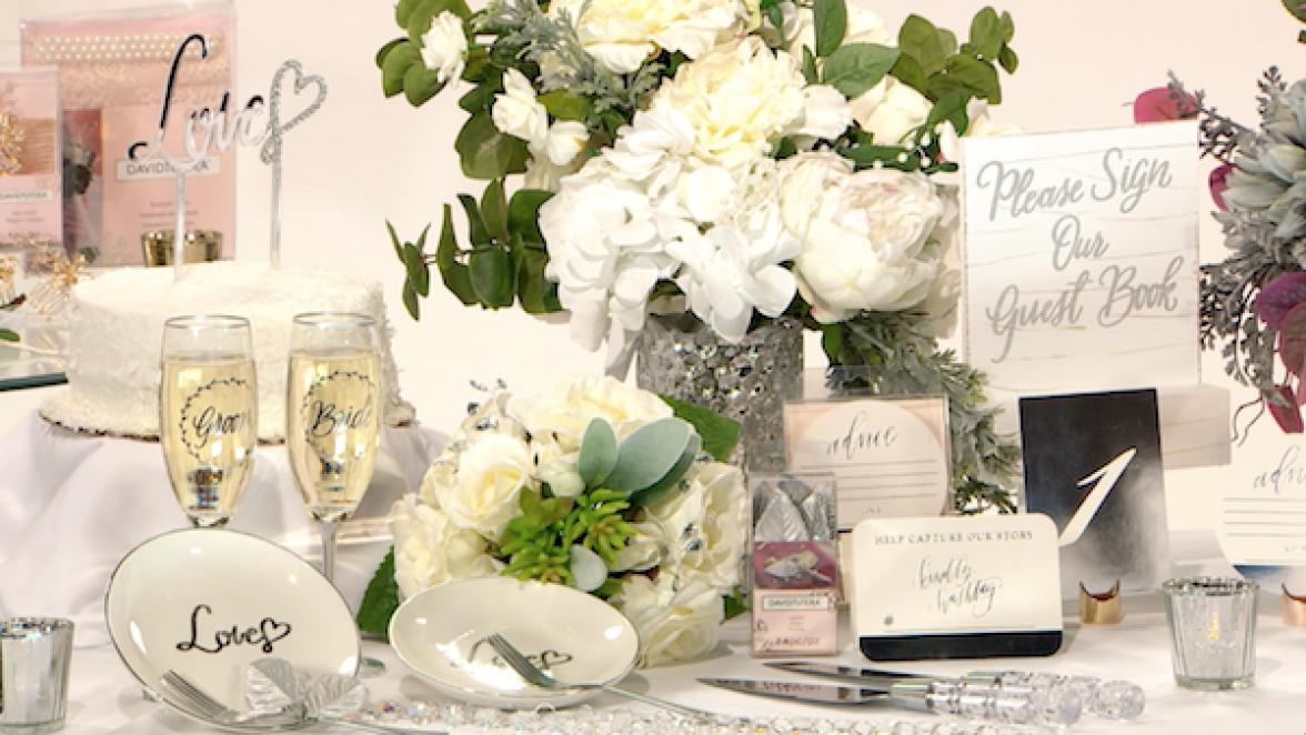 Michaels David Tutera Wedding Collection