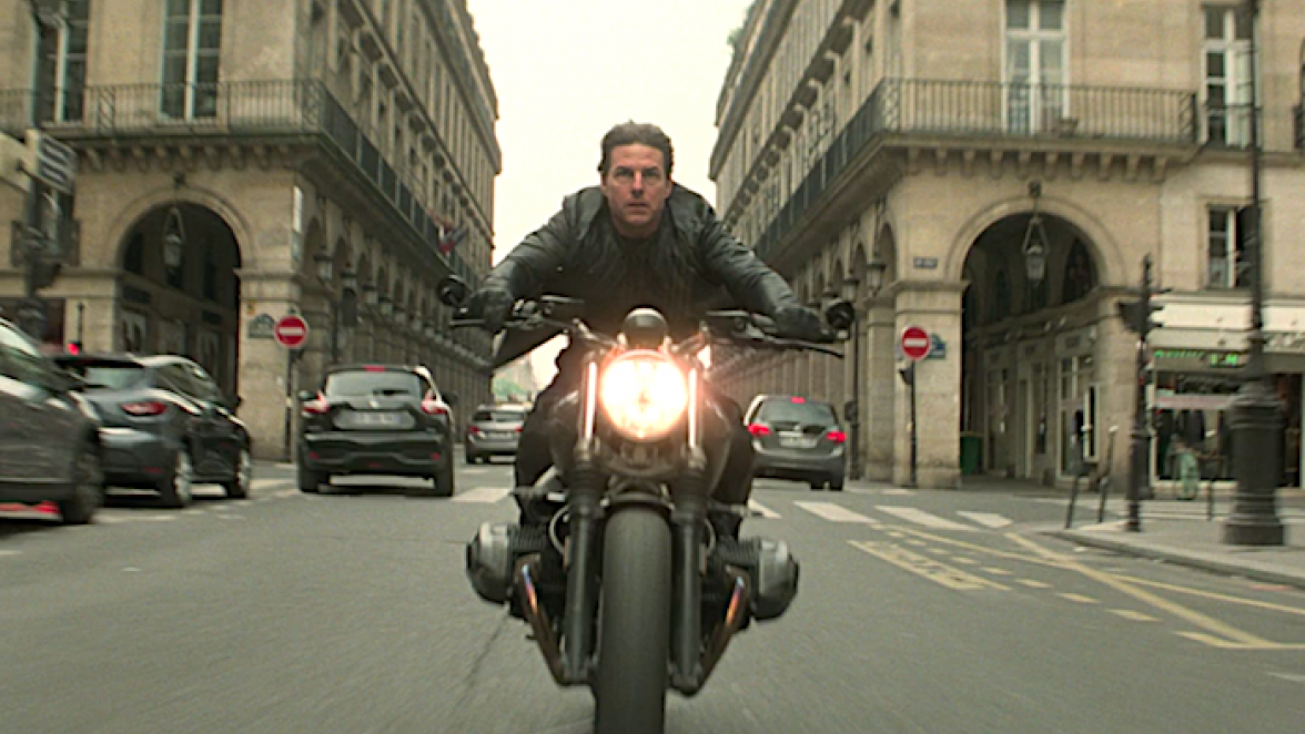 Tom Cruise, Mission: Impossible Fallout