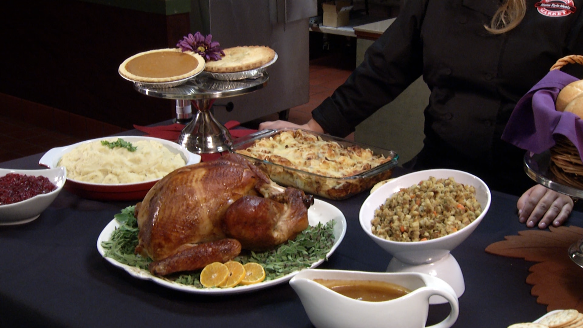 Boston Market Thanksgiving