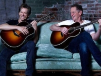 The Bacon Brothers Release Self-Titled 8th Album and Still Keep Their Day Jobs