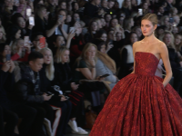 NYFW: Badgley Mischka Fall 2018