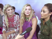 Models Devon Windsor, Rachel Hilbert and Actress Cara Santana Sound Off on Their Fashion and Fitness Goals