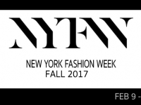 New York Fashion Week Fall 2017