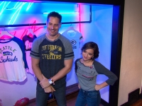 Joe Manganiello and Isabela Moner Express Their NFL Style