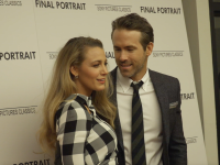 Ryan Reynolds, Blake Lively attend Stanley Tucci's Final Portrait Movie Screening in NYC