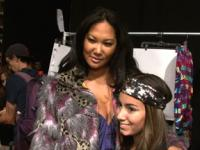Busy mom Beauty Secrets from Kimora Lee Simmons