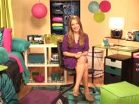 Dorm Room Decorating Ideas from HGTV's Sabrina Soto