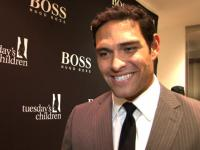 NY Jets Quarterback Mark Sanchez and Fashion House Hugo Boss Make a Generous Donation to Tuesday's Children