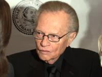 Larry King Gets Toasted