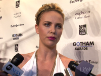 Charlize Theron, another celeb Win at NYC Gotham Awards