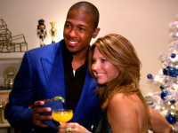 Nick Cannon's Sexy Holiday Soiree