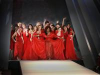 Walk For a Cause: Red Dress Collection Fashion Show