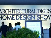 Food Network Star Donatella Arpaia visits Architectural Digest Home Design Show