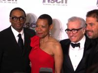 Celebrity Alumni Show Support at The 2012 Tisch Gala