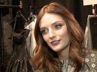 Lydia Hearst is the New Face on The Face