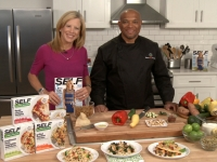 SELF Magazine Serves Up New Healthy Frozen Meal Line
