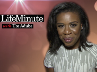A LifeMinute with Orange Is the New Black's Uzo Aduba