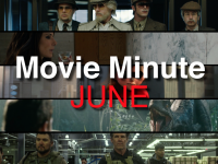 Movie Minute: Hottest Films Due Out This Month