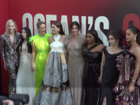 Rihanna, Sandra Bullock, Anne Hathaway and More at Ocean's 8 World Premiere in NYC