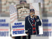 Legendary 'Soul Man' Sam Moore Releases New Album,  An American Patriot