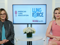 Shantel VanSanten Joins LUNG FORCE to Raise Awareness of Lung Cancer
