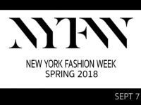 New York Fashion Week Spring 2018