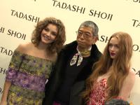 NYFW Fall 2017: Tadashi Shoji