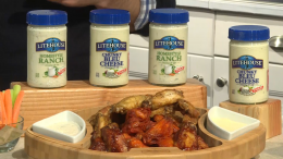 Fan Favorites: A Delicious, Easy-Prep Spread For The Big Game