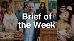 Roseanne, Harvey Weinstein, Kim Kardashian, President Trump