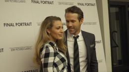 Ryan Reynolds, Blake Lively attend Stanley Tucci's Final Portrait Movie Screenin