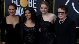 Golden Globes 2018: The Statement