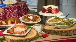 HoneyBaked Ham, Honest Tea, Reynolds Wrap