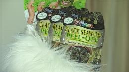 7th Heaven Black Seaweed and Tea Tree Peel Offs