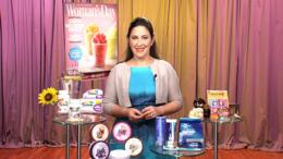 Summer Shape-Ups With Woman's Day Magazine's Elizabeth Mayhew