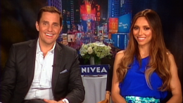 "Bill and Giuliana Rancic on Life, Love and The ""Kiss of a Lifetime Contest"" with Nivea"
