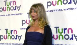 Goldie Hawn Honored at Turnaround for Children Impact Awards Dinner